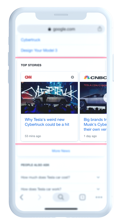AMP Top Stories